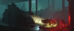Rain of Reflections - первый сюжетный трейлер и скриншоты новой киберпанк-RPG