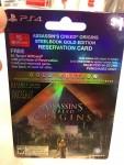Assassin's Creed: Origins - новый арт и детали предзаказа появились в сети
