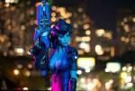 Overwatch - великолепный косплей Вдовы