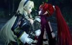 Nights of Azure 2 - датирован выход JRPG для PS4, Switch и PC, опубликованы новые скриншоты и трейлер