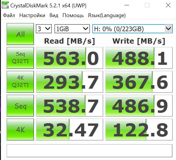 Обзор SSD-диска GOODRAM SSD Iridium Pro 240GB