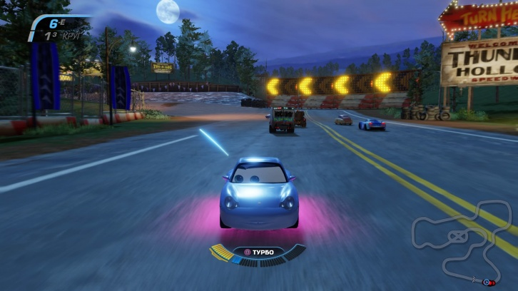 Cars 3: Driven to Win обзор игры
