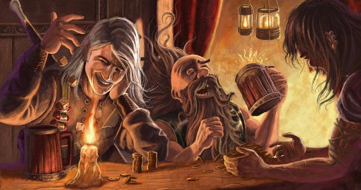 """Ложка дёгтя: """"Ведьмак"""""""