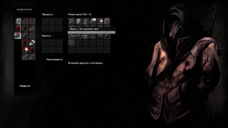 Darkwood обзор игры