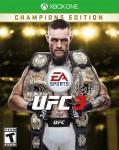 EA Sports UFC 3 - новая часть симулятора смешанных единоборств официально анонсирована