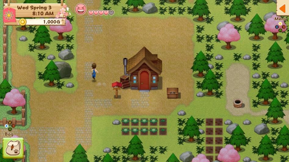Про Harvest Moon: Light of Hope