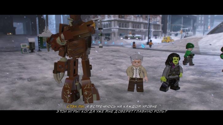 LEGO Marvel Super Heroes 2 обзор игры