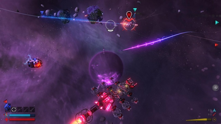 Space Pirates and Zombies 2 обзор игры