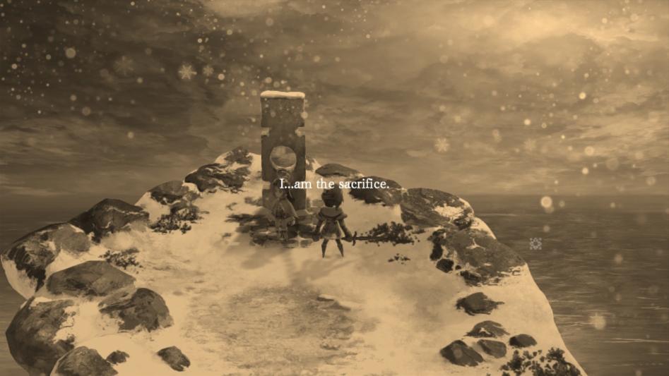 Обзор I Am Setsuna для Nintendo Switch