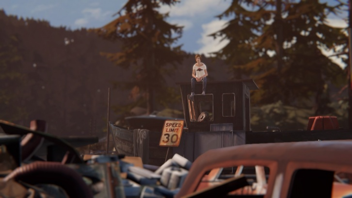 Life is Strange: Before the Storm обзор игры