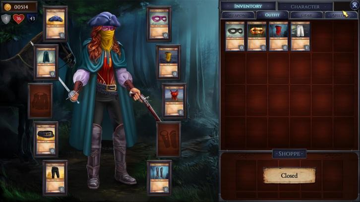 Shadowhand обзор игры