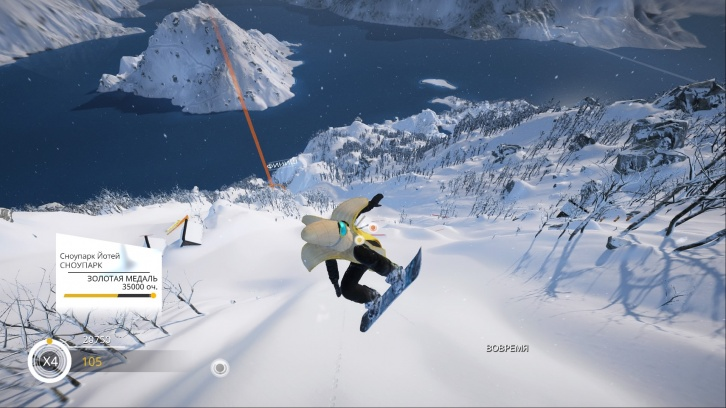 Steep: Road to the Olympics обзор игры