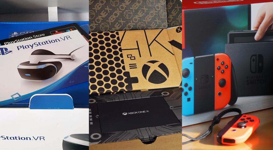 Какую игровую консоль выбрать?