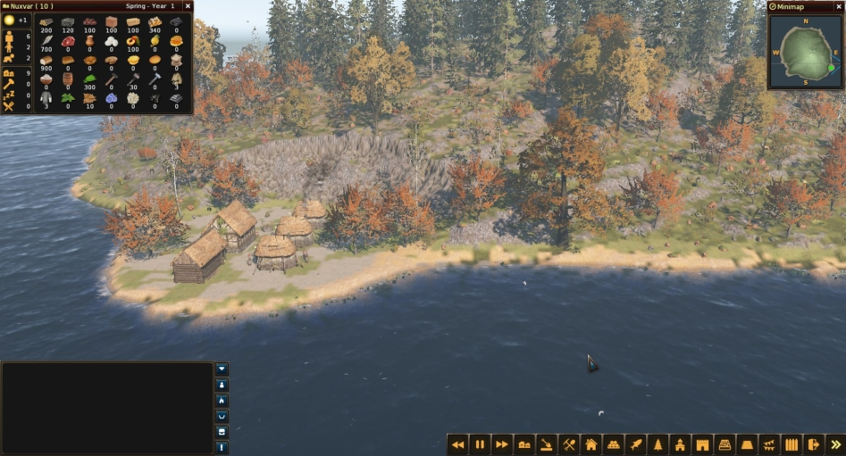 Библиотека Steam: Life is Feudal: Forest Village