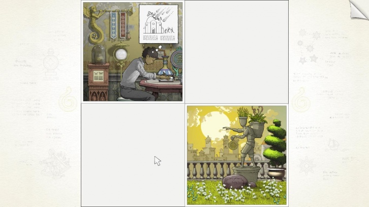 Gorogoa обзор игры