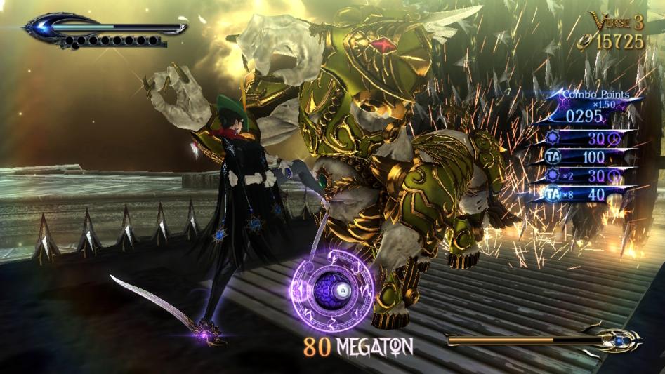 Ничто не ново под луной. Обзор Bayonetta 2 (Switch)