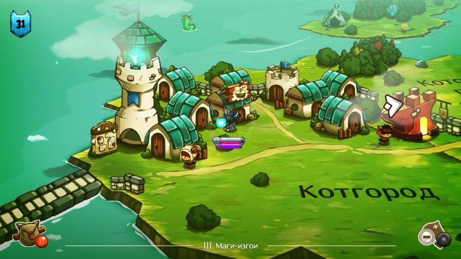 Библиотека Steam: Cat Quest