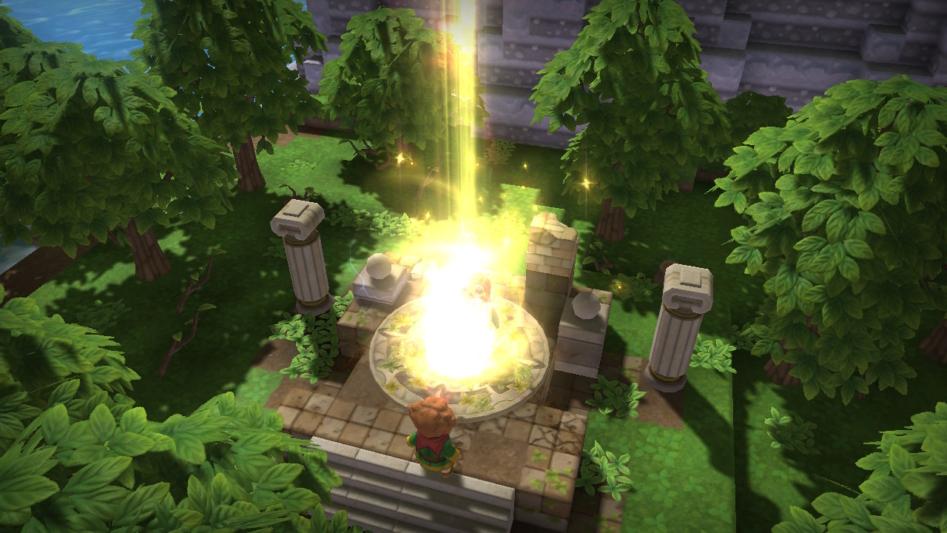 Что нам стоит дом построить. Обзор Dragon Quest Builders