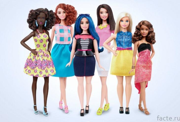 Нестандартные Барби