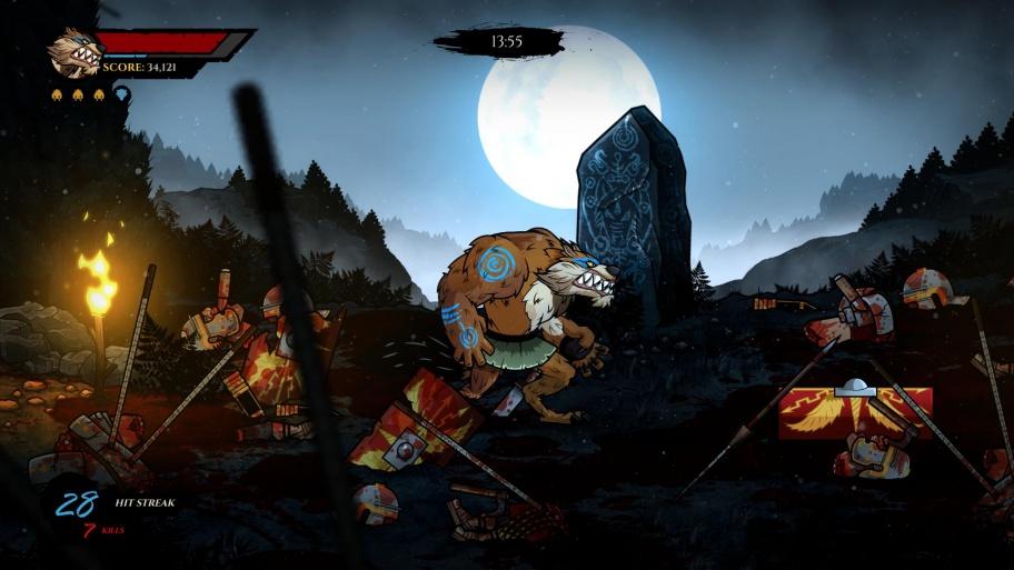Wulverblade обзор игры