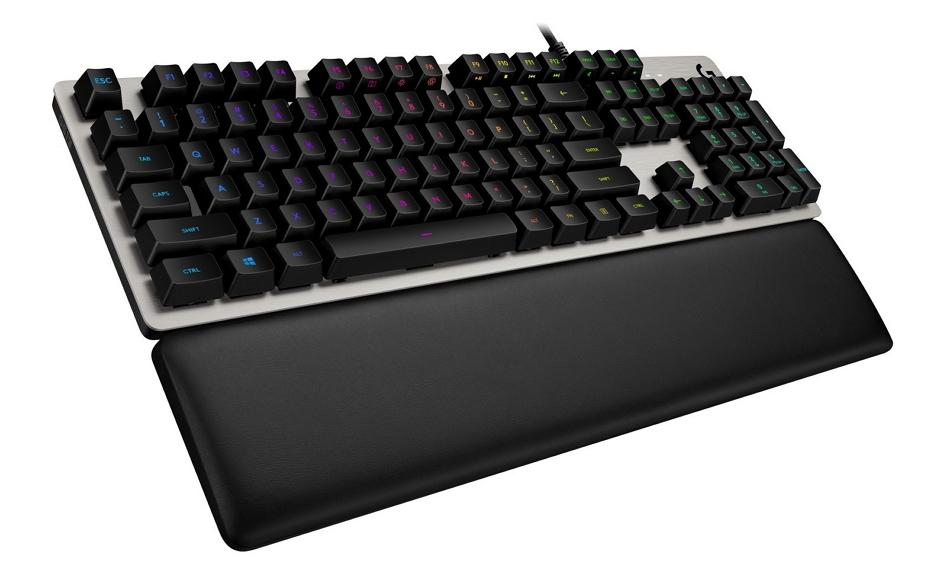 В апреле Logitech выпустит игровые динамики и клавиатуру с синхронизируемой подсветкой