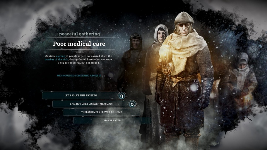 Frostpunk обзор игры
