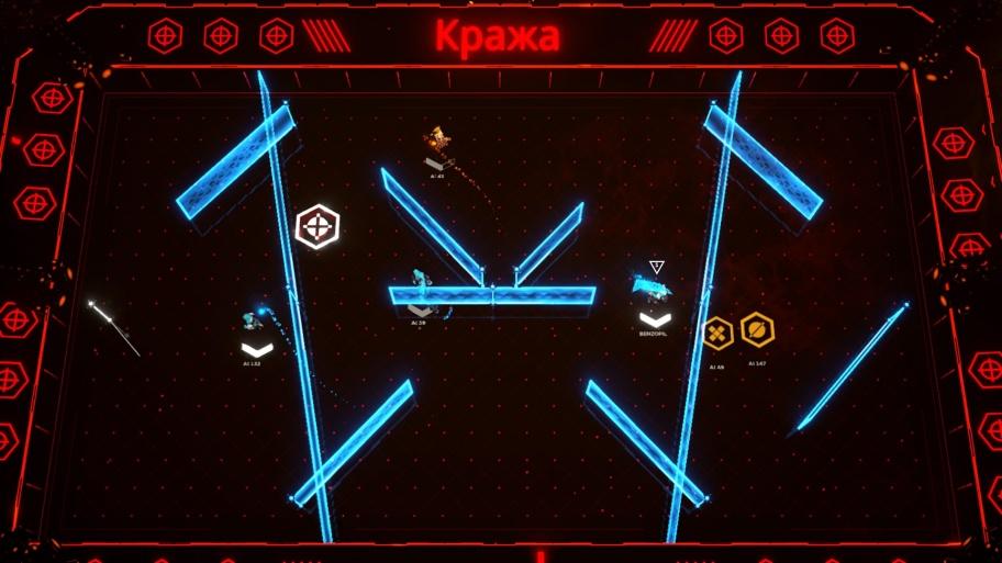 Laser League обзор игры