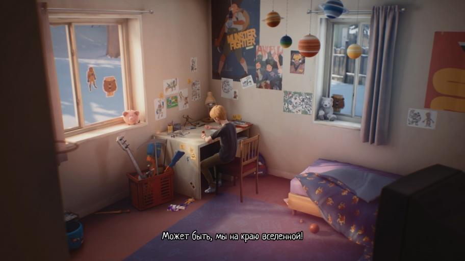Awesome Adventures of Captain Spirit обзор игры
