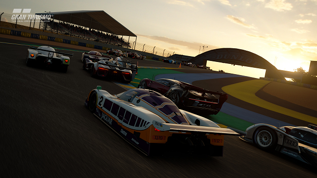 GT Sport получила бесплатное майское обновление с новой трассой и машинами