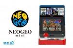 Анонсирована презентация игровой консоли Neo Geo Mini
