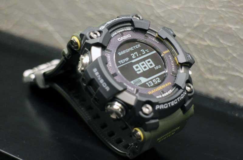 Часы Casio GPR-B1000 Rangeman