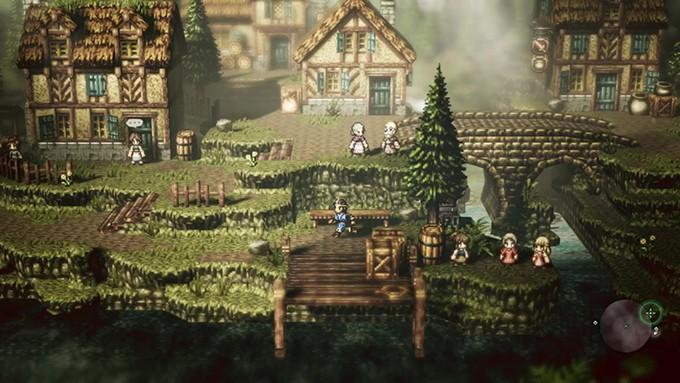 Octopath Traveler создается как духовный наследник Final Fantasy VI