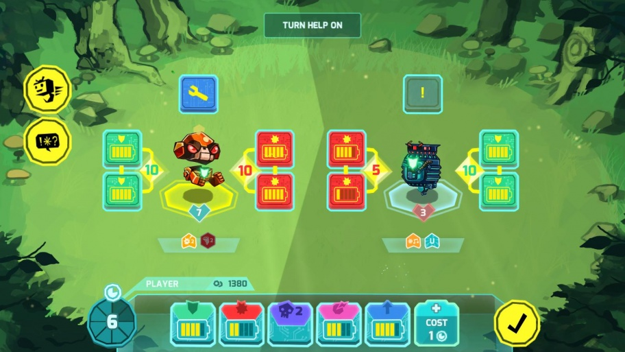 Insane Robots обзор игры