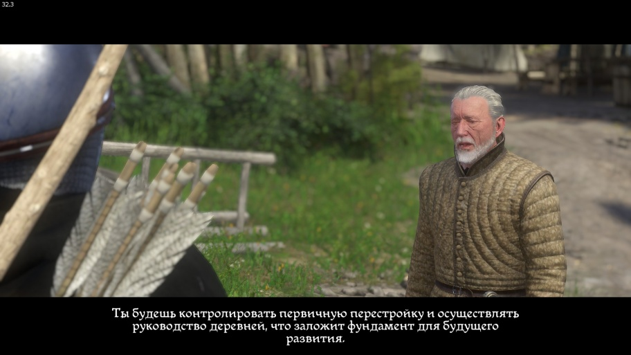 Kingdom Come: Deliverance — From the Ashes обзор игры