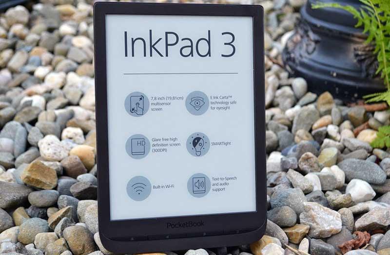 Обзор PocketBook InkPad 3