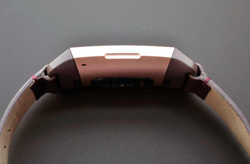 Характеристики Fitbit Charge 3