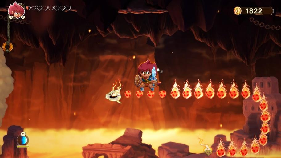 Monster Boy and the Cursed Kingdom обзор игры