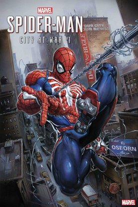 Spider-Man для PS4 получит собственный комикс
