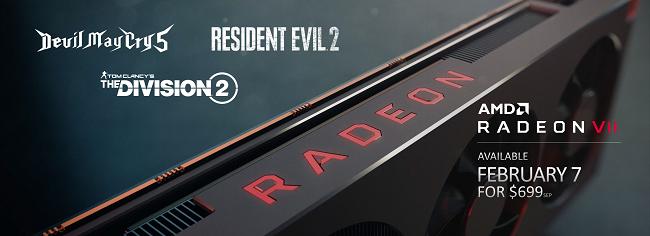 CES 2019: AMD представила видеокарту Radeon VII, Фил Спенсер объявил о продолжении партнерства с компанией