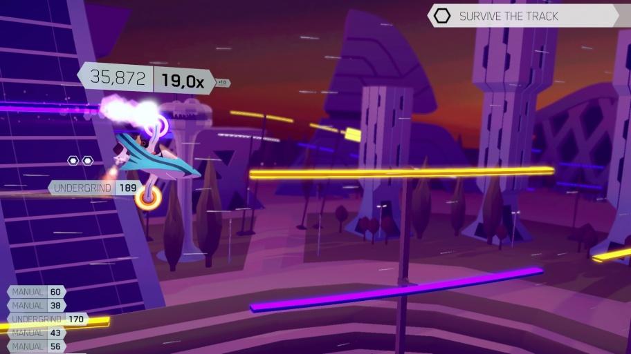 FutureGrind обзор игры