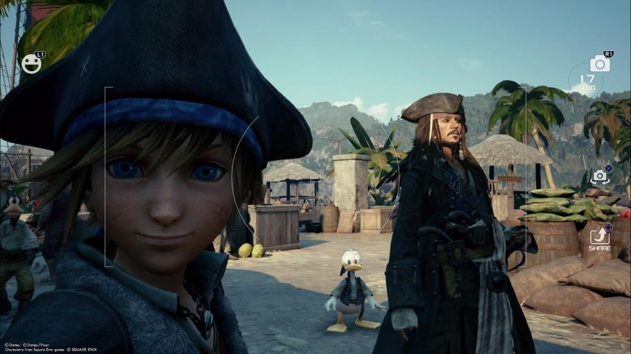 Kingdom Hearts III обзор игры