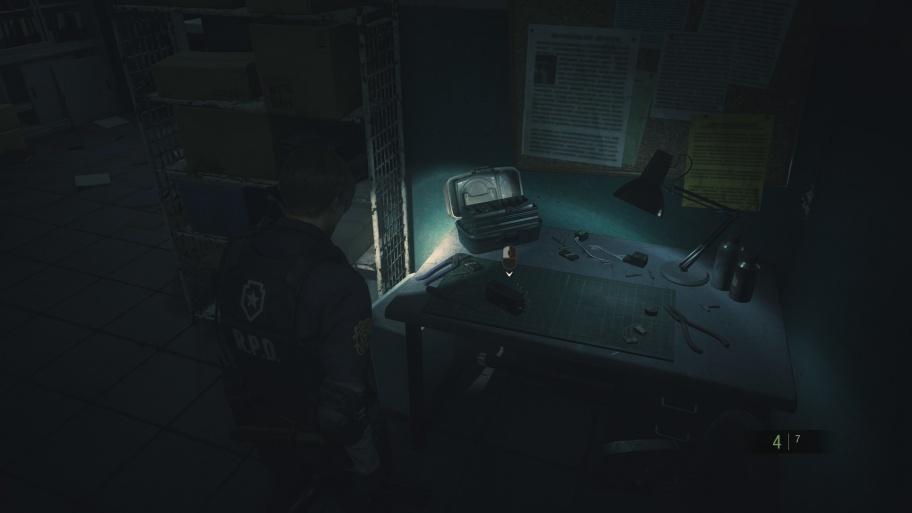 Прохождение Resident Evil 2 Remake (Леон)