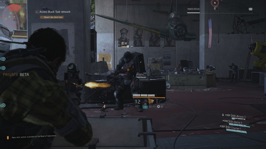 Tom Clancy's The Division 2 превью