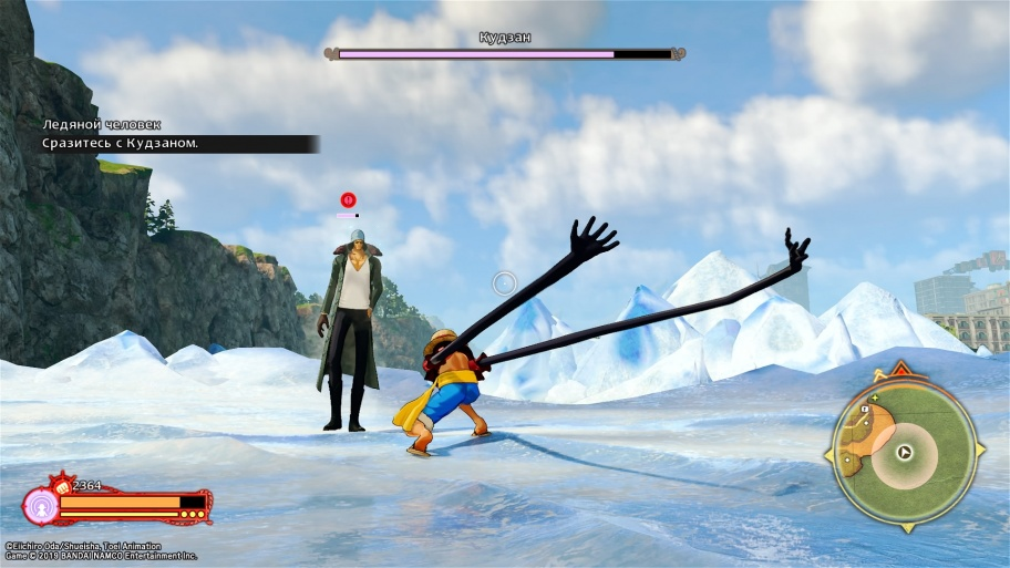 One Piece World Seeker обзор игры