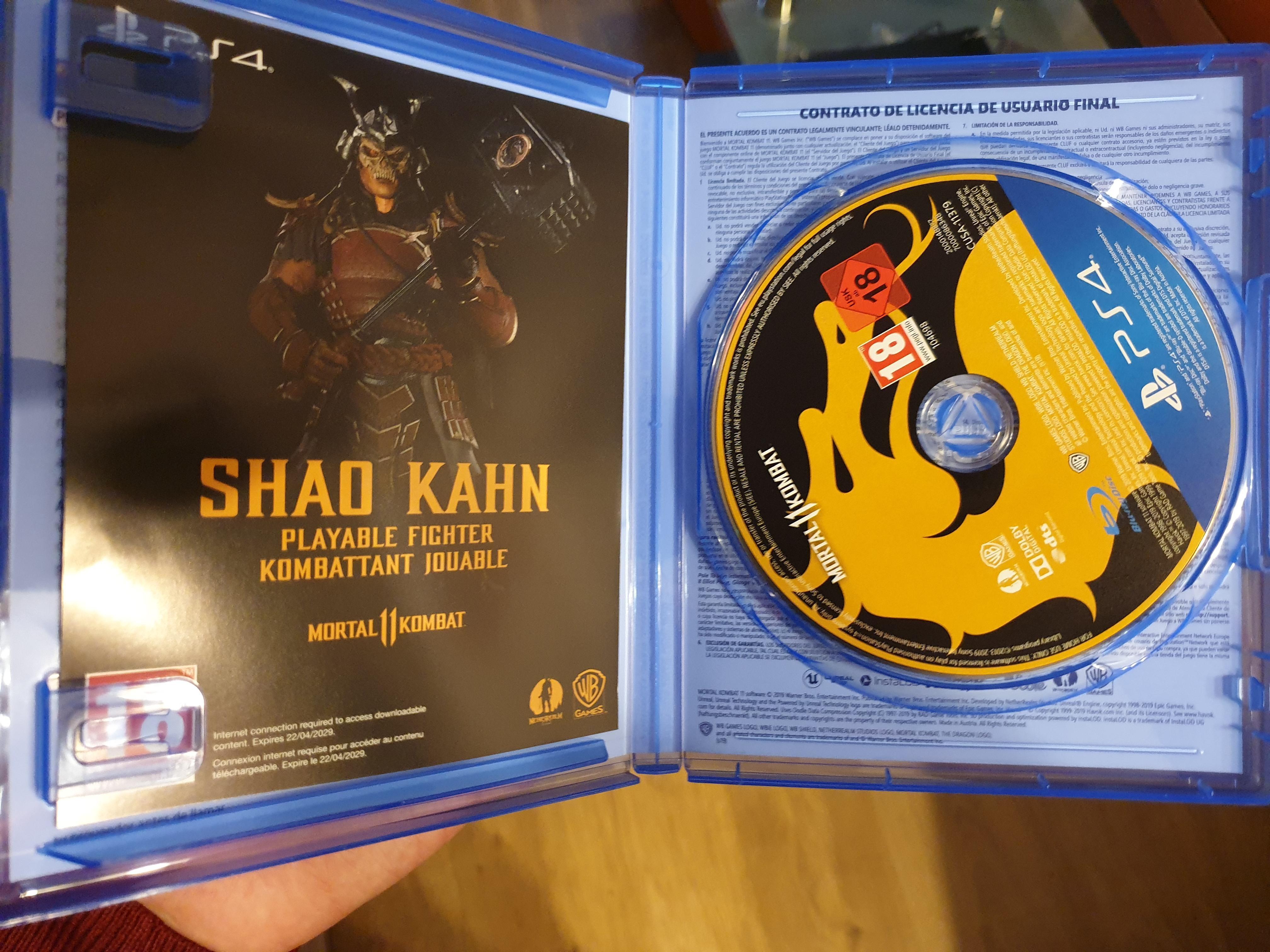 Mortal Kombat 11 — первый взгляд на Фрост и добивание Шао Кана