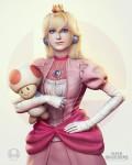 Аpт-диpектop God of War нарисовал Росомаху в рядах Мстителей