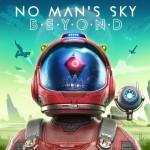 No Man's Sky - Hello Games представила стильный бокс-арт предстоящего крупного обновления Beyond, появилась информация о дате релиза апдейта