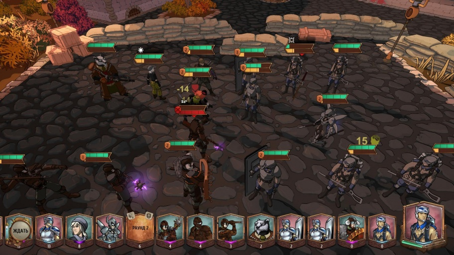 Grimshade обзор игры