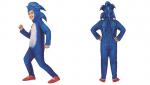 Как вам такой редизайн? В продажу поступил новый костюм Соника для детей