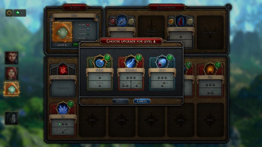 Druidstone: The Secret of the Menhir Forest обзор игры